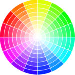 Free Logo Creator Color Wheel